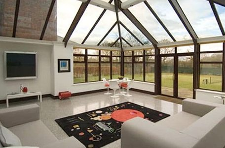 What is a Large Orangery?